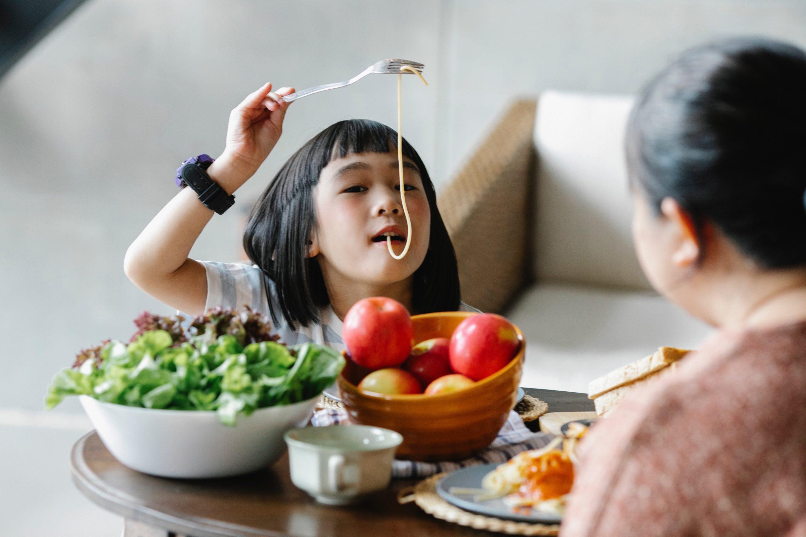 comment bien nourrir ses enfants